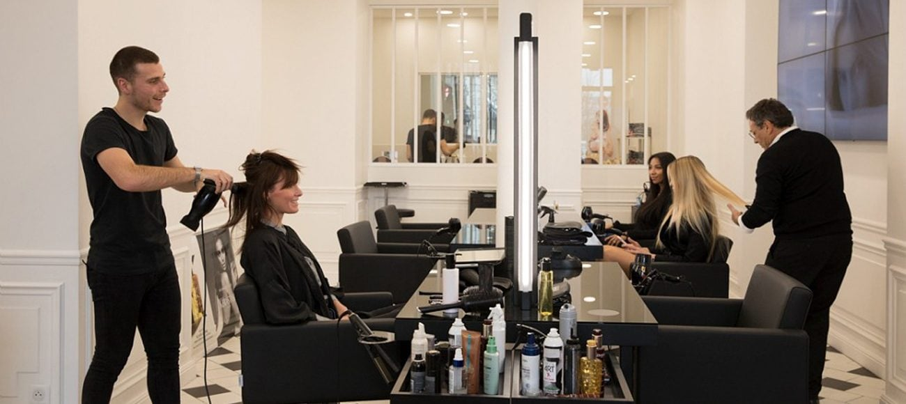 Hair Salon – Offering Many Services