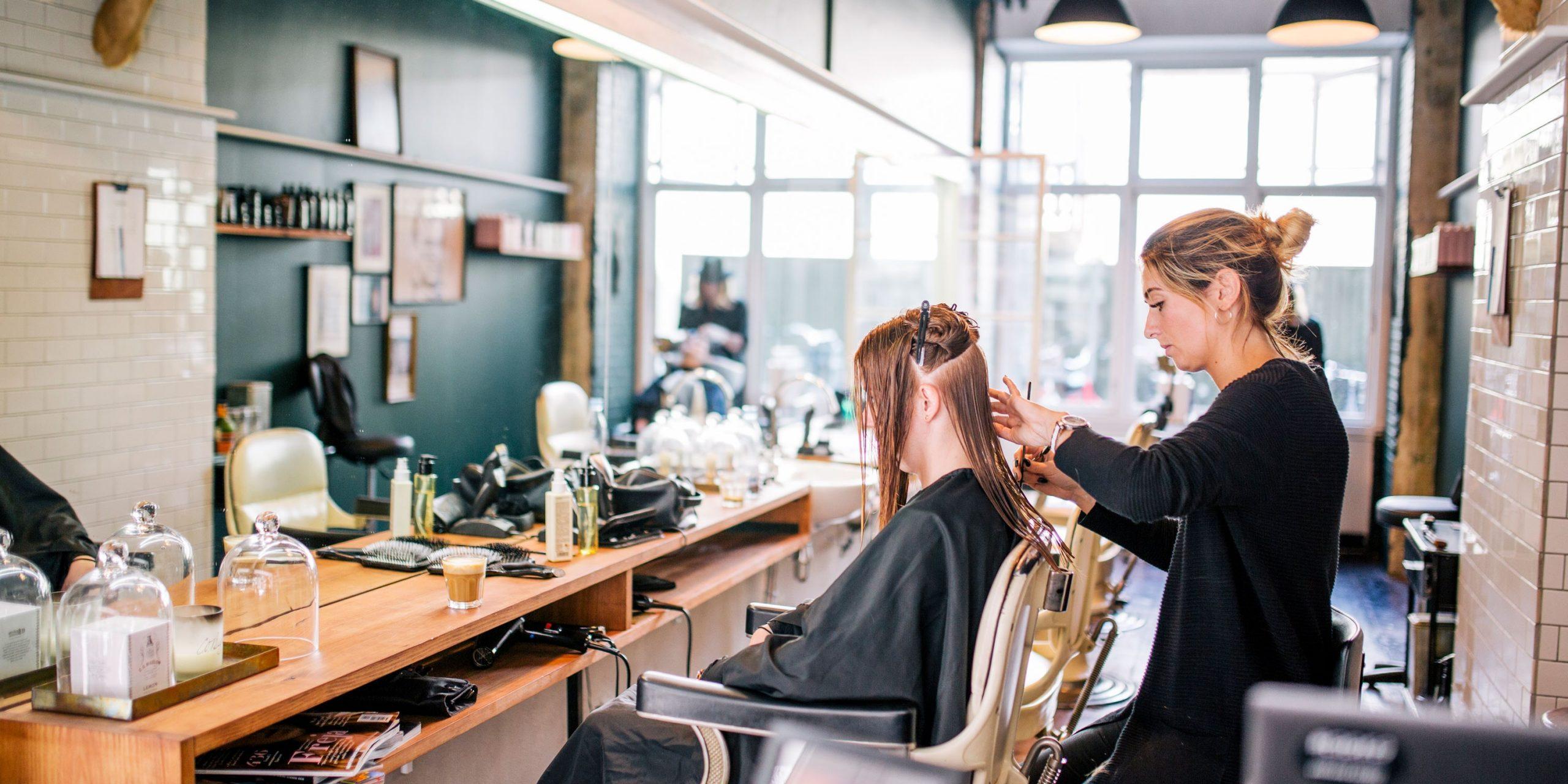 Running A Hair Salon